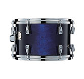 Yamaha Absolute drum with Deep Blue finish.