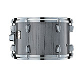 Yamaha Absolute drum with Embossed Silver finish.