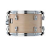 Yamaha Absolute drum with Matte Natural finish.