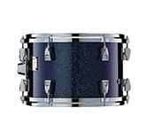 Yamaha Absolute drum with Midnight Sky Blue finish.