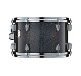 Yamaha Absolute drum with Midnight Sparkle finish.