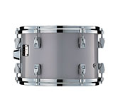 Yamaha Absolute drum with Solid Silver finish.