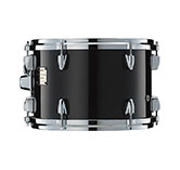 Yamaha Absolute drum with Solid Black finish.