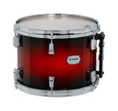Yamaha PHX maple exterior shell in Cherry Sunburst finish with chrome hardware.