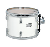Yamaha PHX maple exterior shell in Polar White finish with gold hardware.