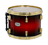 Yamaha PHX maple exterior shell in Cherry Sunburst finish with gold hardware.