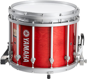 Yamaha Custom Marching Drums