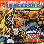 bendian/interzone-requiem for jack kirby (cd)
