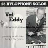 eddy-25 xylophone solos (cd)