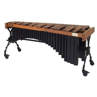 adams 4.3 oct artist classic rosewood marimba w/ voyager frame