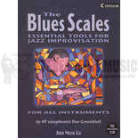 greenblatt-blues scales (cd)