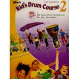 black/houghton-kids drum course 2 (cd)