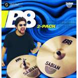 sabian b8 two pack (45001)