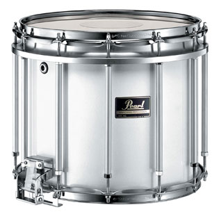 pearl competitor high tension marching snare drum