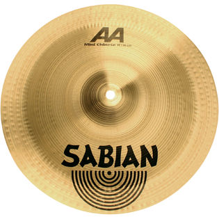 "sabian 14"" aa mini china cymbal"