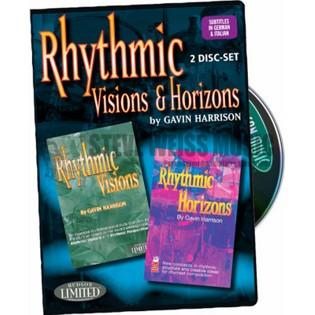 harrison-rhythmic visions & horizons (2dvd)