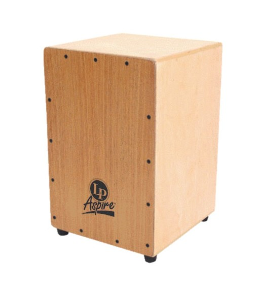 lp aspire cajon cajons world percussion steve weiss music. Black Bedroom Furniture Sets. Home Design Ideas