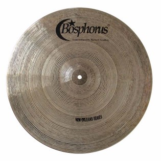 "bosphorus 21"" new orleans series ride cymbal"