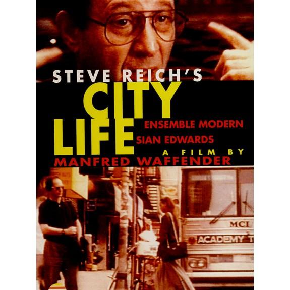 City Life: For Ensemble