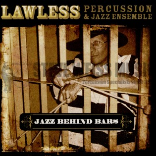 lawless-jazz behind bars (cd)