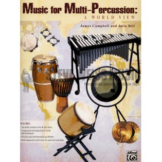campbell/hill-music for multi-percussion: a world view