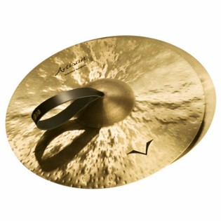 "sabian 18"" artisan traditional symphonic medium heavy cymbals"
