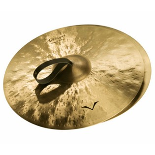 "sabian 20"" artisan traditional symphonic medium light cymbals"