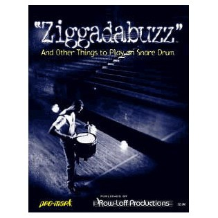 various-ziggadabuzz (book with cd)