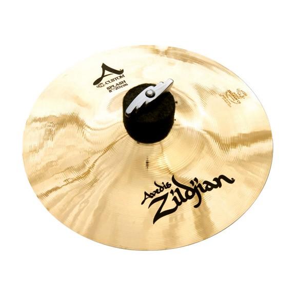 zildjian 8 a custom splash cymbal splash cymbals cymbals gongs steve weiss music. Black Bedroom Furniture Sets. Home Design Ideas