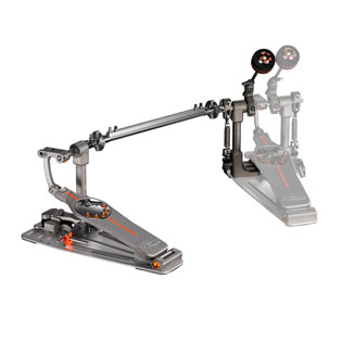 pearl demon drive double pedal slave coversion add-on