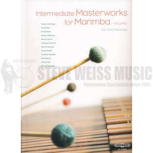 Intermediate Masterworks for Marimba Volume 1