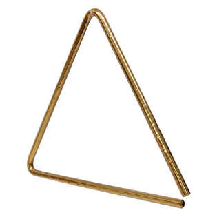 "sabian 09"" hand hammered triangle"