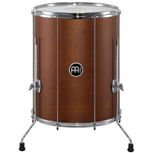 meinl 18&quot; stand alone wood surdo