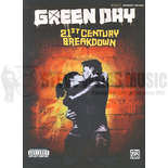 green day-21st century breakdown (drum transcriptions)