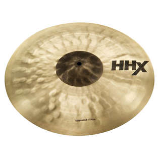 "sabian 18"" hhx orchestral suspended cymbal"