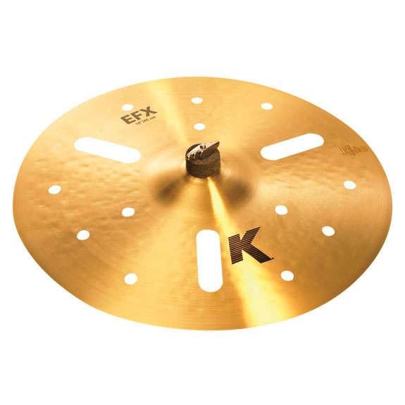 zildjian 18 k efx cymbal special effects cymbals cymbals gongs steve weiss music. Black Bedroom Furniture Sets. Home Design Ideas