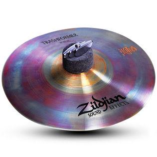 """zildjian 10"""" zxt trashformer cymbal"""