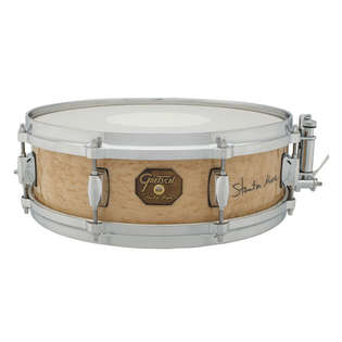 "gretsch 4 1/2""x14"" stanton moore signature maple snare drum"