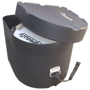 dynasty marching bass drum case