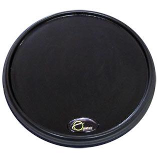 offworld percussion invader v3 practice pad - black