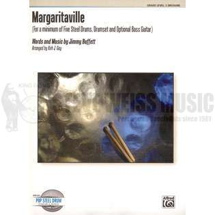 buffett-margaritaville arr. gay (sp)-steel drs./ds/