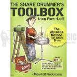 crockarell/brooks-snare drummer's toolbox (book w/dvd)