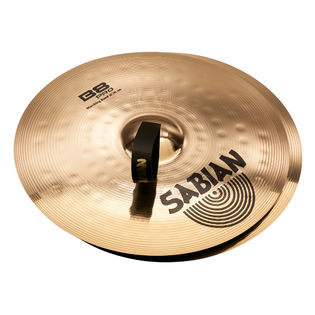 "sabian 16"" b8 pro marching band cymbals"