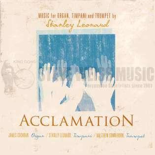 leonard-acclamation (cd)