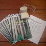 a. putnam timpani mallet rewrap kit (t4)