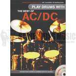 ac/dc-play drums with the best of ac/dc (w/cd)