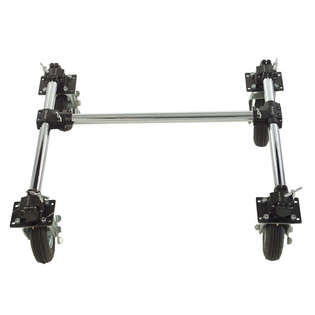gibraltar rolling field frame rack