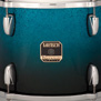 "cobalt sparkle fade gretsch renown maple euro kit shell pack with 22"" bass drum"