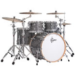 gretsch renown 4 piece euro shell pack drum set