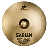 "sabian 20"" xs20 suspended - brilliant"
